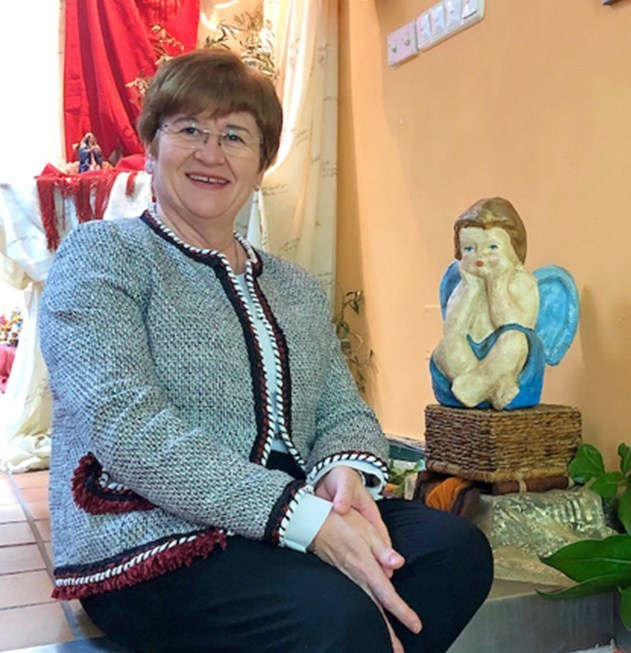 Bienvenida García Molinero, nueva directora general del Instituto Secular Lumen Christi