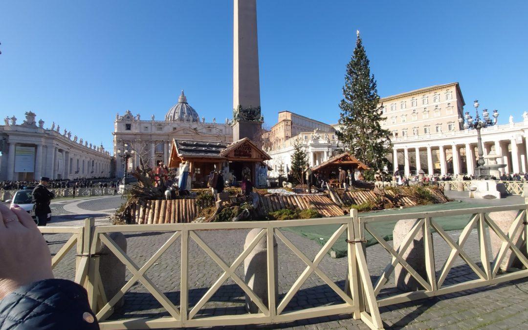 Viaje de nuestros embajadores a Roma – Vaticano