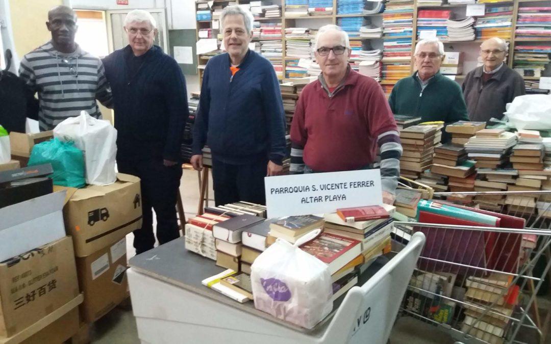 Donación de Libros de la Biblioteca del Puerto de Valencia