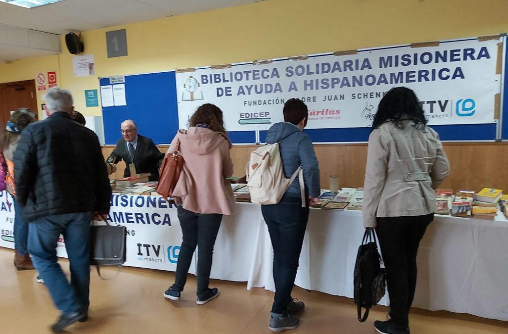 Un contenedor con más de 75.000 libros donados por la Biblioteca Solidaria Misionera llega a Honduras para escuelas rurales