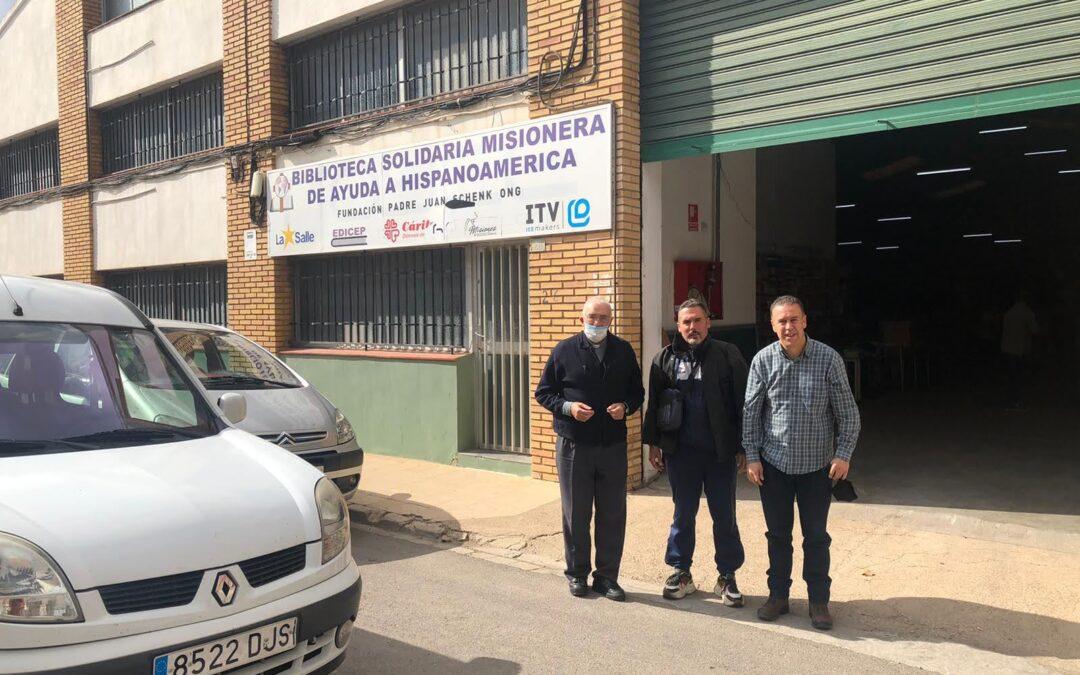 Visita Parroquia de la Purísima – Albacete