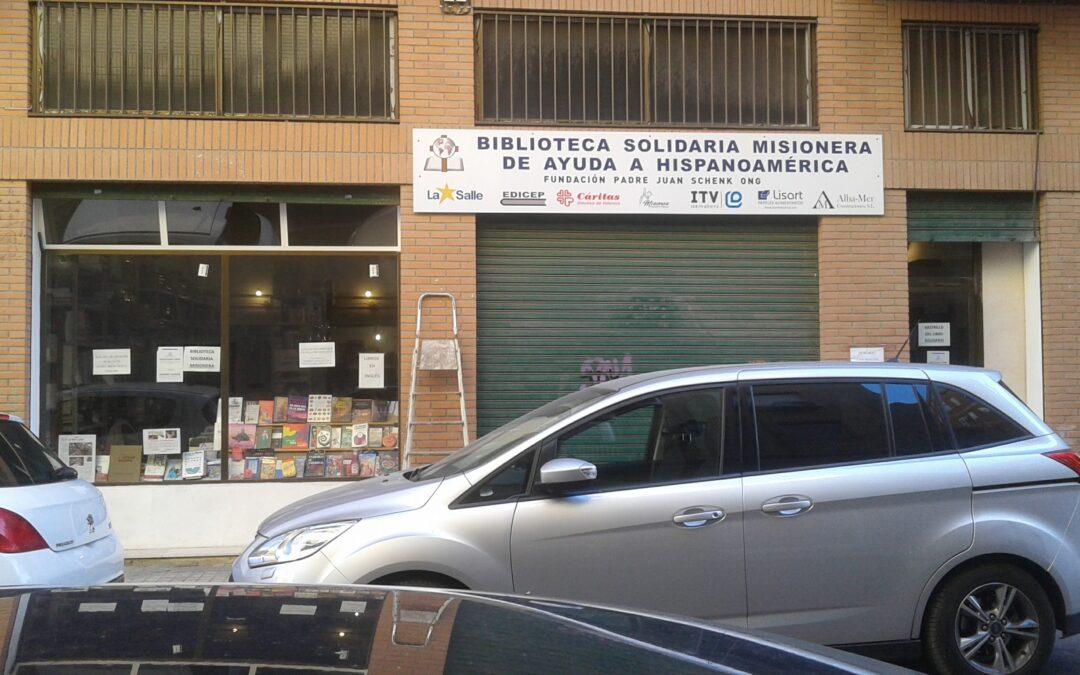 Reabrimos nuestra sede en la calle industria, 8 de Valencia