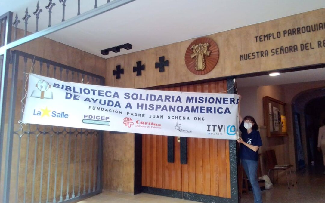 Rastrillo en la Parroquia de Nuestra Señora del Remedio – Valencia