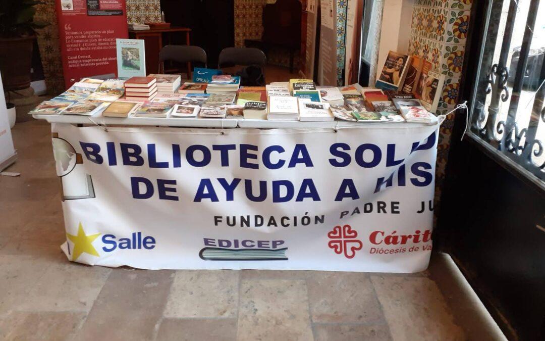 Rastrillo en la Parroquia del Ángel Custodio, 3 y 4 de julio, Valencia