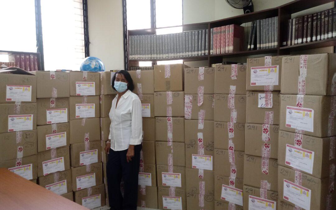 Agradecimiento Hermanas de la Caridad del Cardenal Sancha – República Dominicana